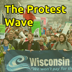 The Protest Wave